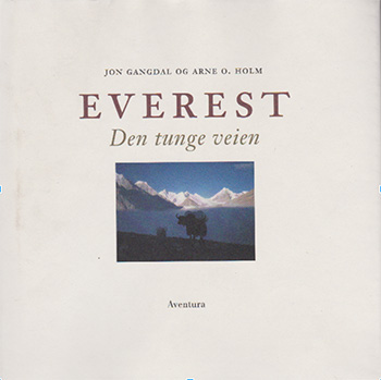 Everest - Den tunge veien