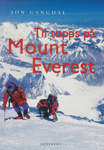 Til topps på Mount Everest