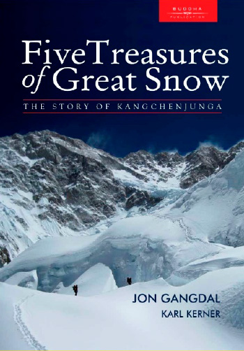 Five Treasures of Great Snow, Buddha Publishing
